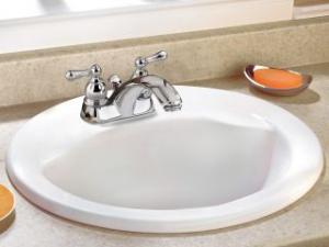 how to cut hole for oval sink in laminate countertop